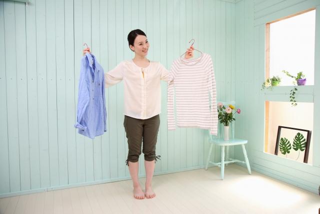 整理衣服:唯有一個一個比較,才能真正發現什麼東西會讓自己心動