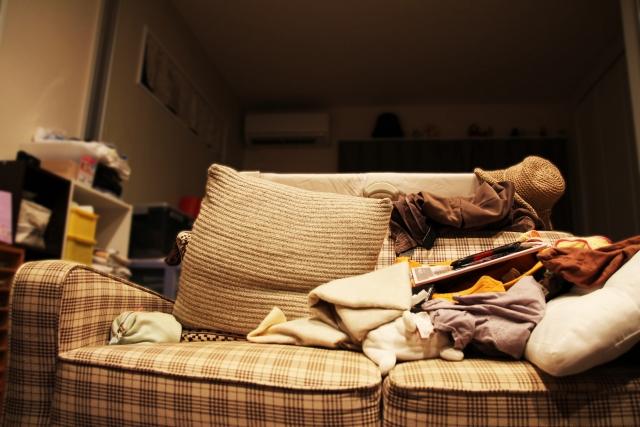 整理:房間雜亂容易焦躁不安、容易缺乏集中力..