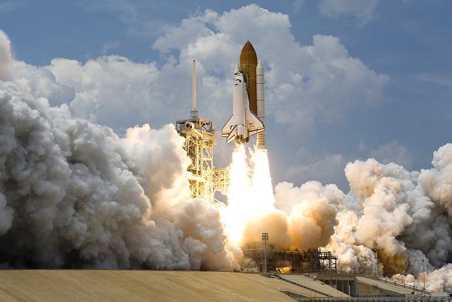 五秒法則:想像自己像火箭一樣順利發射出去...