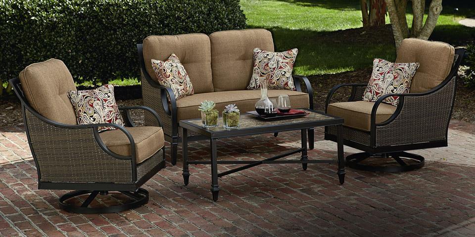 best patio furniture charlotte and la z