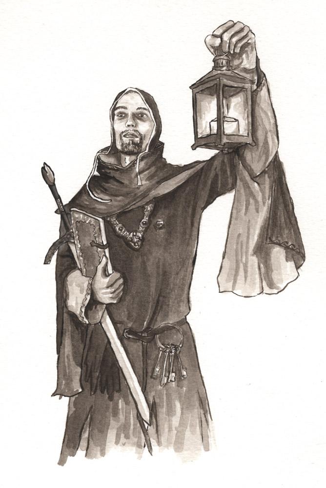 Bernhelm von Burgenwacht