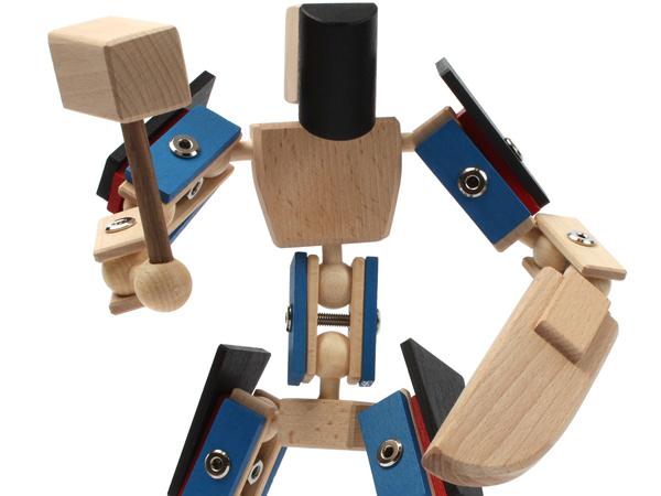 Holzspielzeug 2.0 - Zaphiron