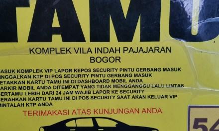 Kolam renang VIP Bogor