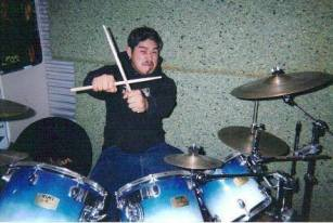 Phillip. Rehearsal space. Stockton, CA. Circa 2004