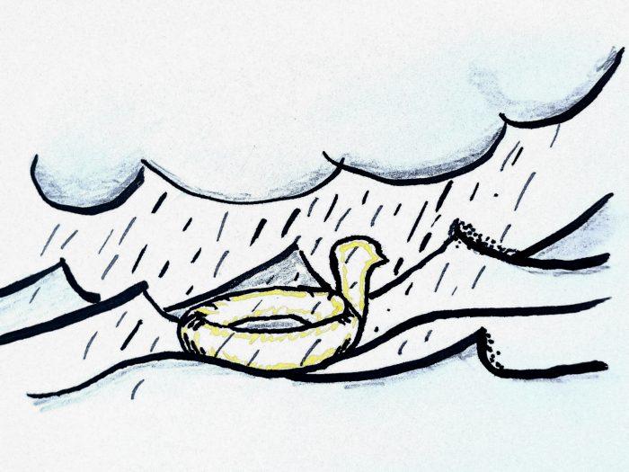 Wat is een zwembandje van vriendelijkheid is
