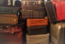 Laatste nieuws: Koffers gezocht!