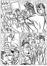 Splinter Het Album - p43 zwart-wit laagres - Morris en Zilverberg