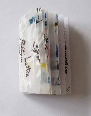 "Artist Book ""e-tienne"" 2012©Helena Gath"