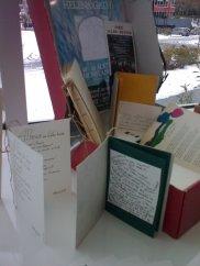 Expo Siestes et Autres Rêves -12/ 2012