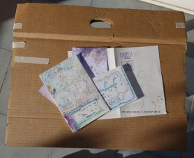 mail art Argentina 2014