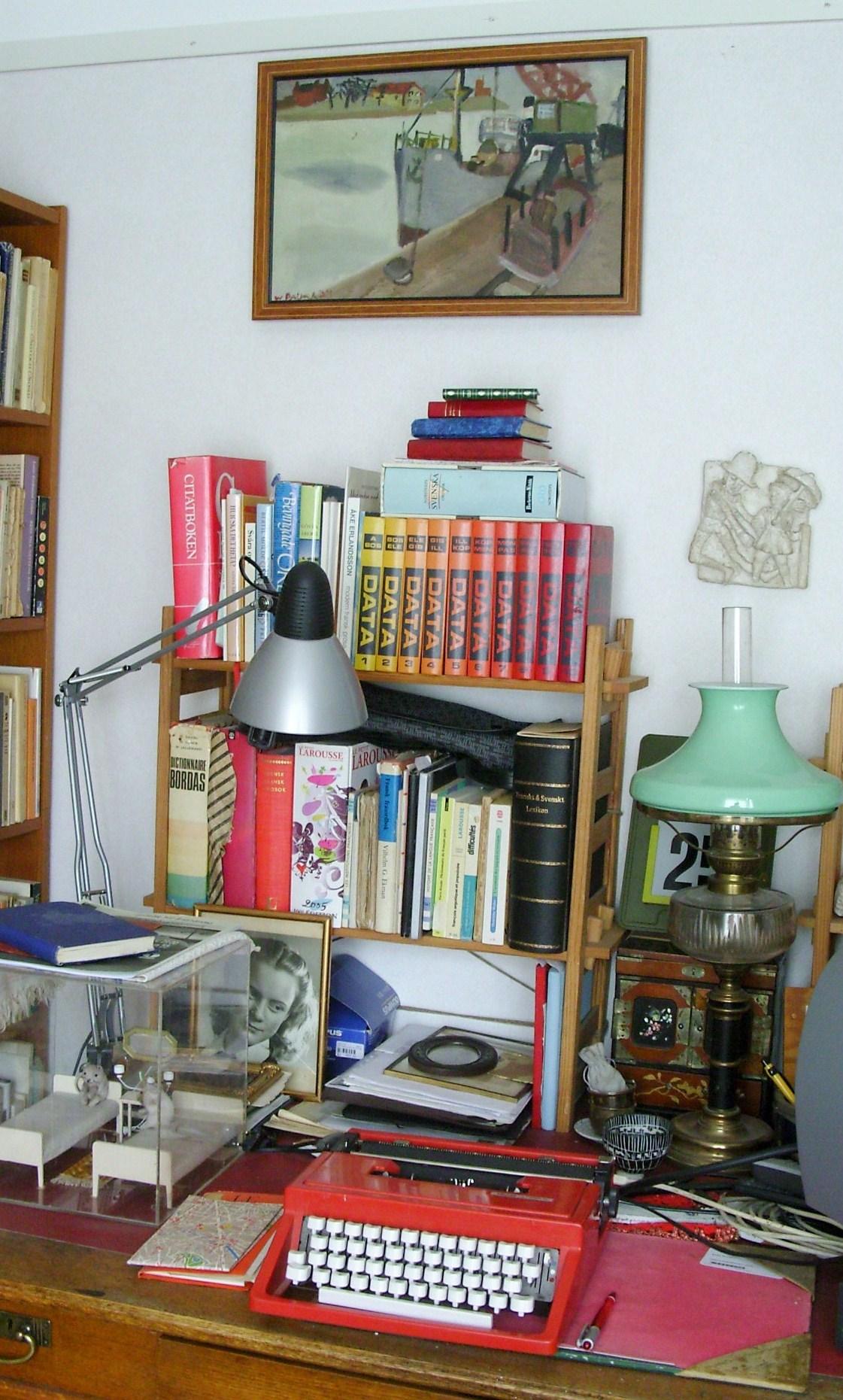 på skrivbordet 2