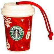 Starbucks Xmas stockings