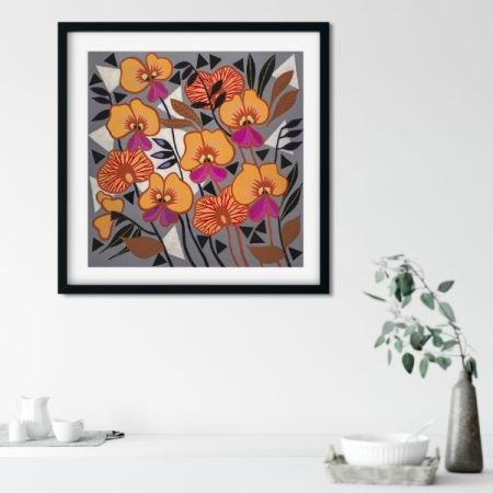Square Fine Art Paper Prints