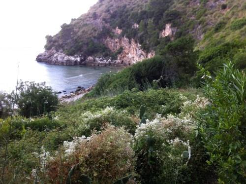 La Cala delle bambole - a hidden gem near Sperlonga