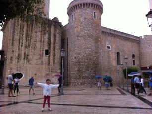 The mighty castello