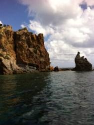 Cliffs of Ponza