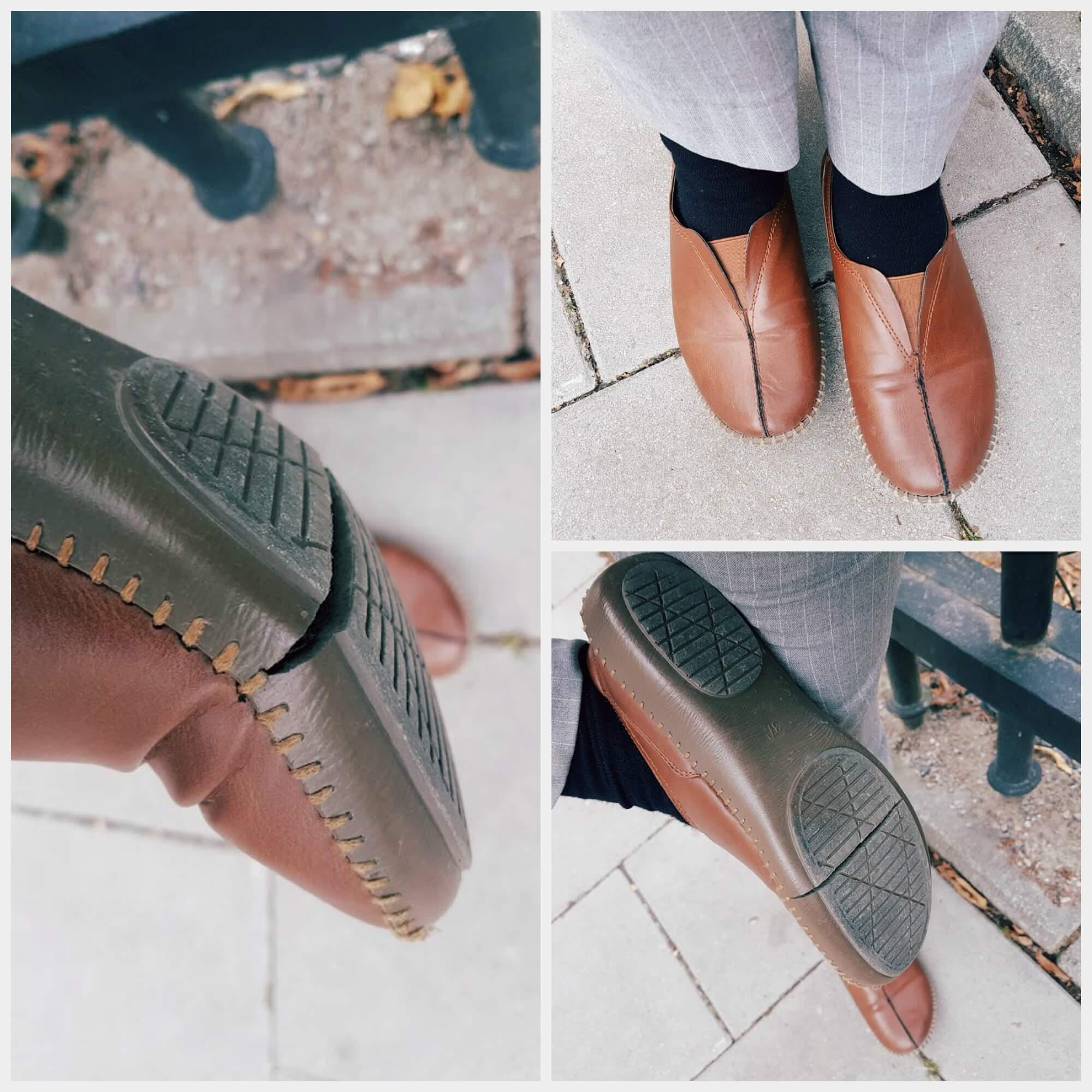 Somliga går med trasiga skor | IsaMaria
