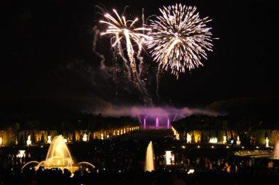 Versailles Fireworks