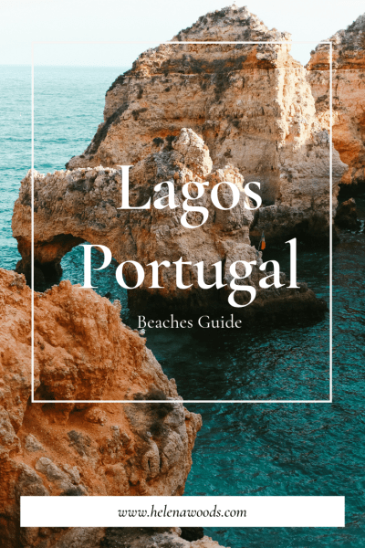 Travel Guide to Best Beaches in Portugal Lagos Algarve