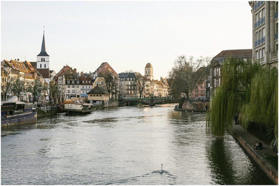 American expat living in Strasbourg France Alsace