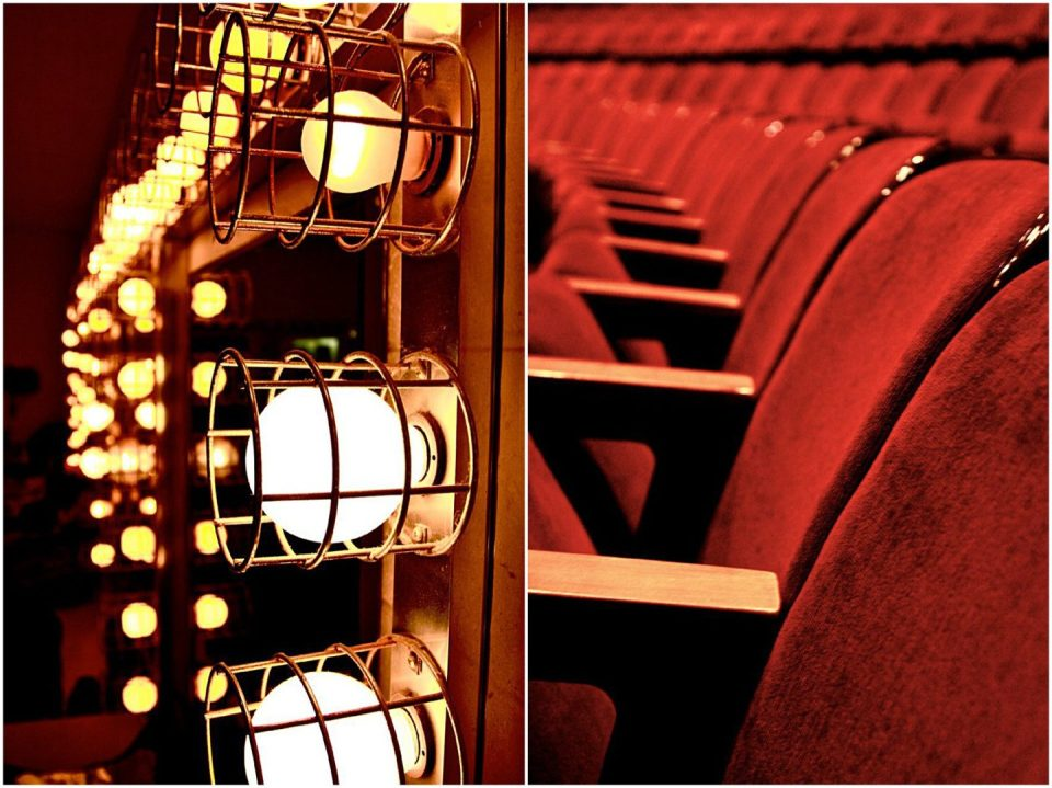 musical theatre and what it taught me about life show lights seats