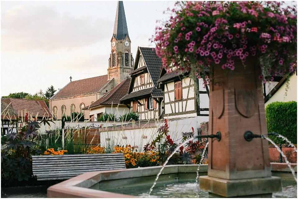 Eckbolsheim Strasbourg american expat living in Alsace france