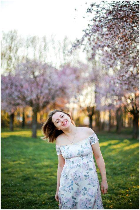 spring clean your heavy heart with simple joys blogger Helena Woods
