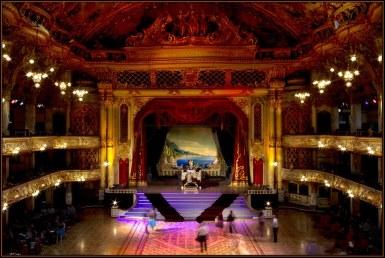 Tower Ballroom, Blackpool