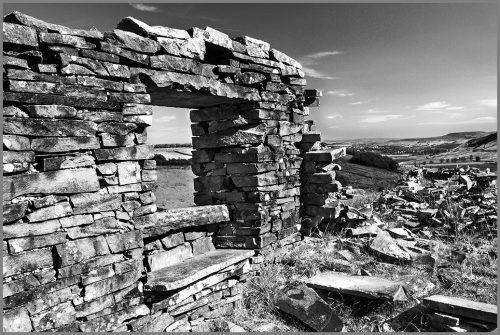 grane house ruin