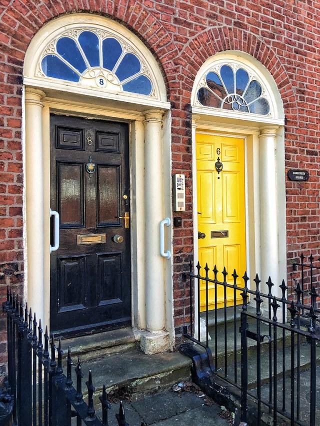 Yellow Door 2