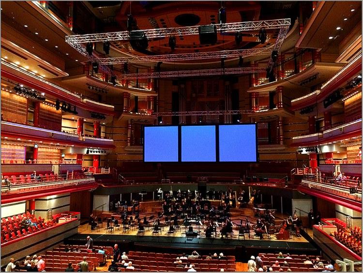 Birmingham's Symphony Hall