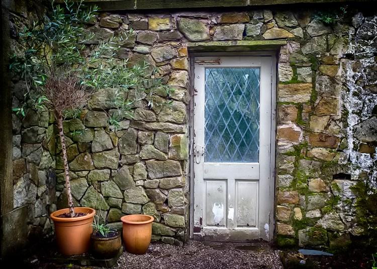 A Door to a Workshop