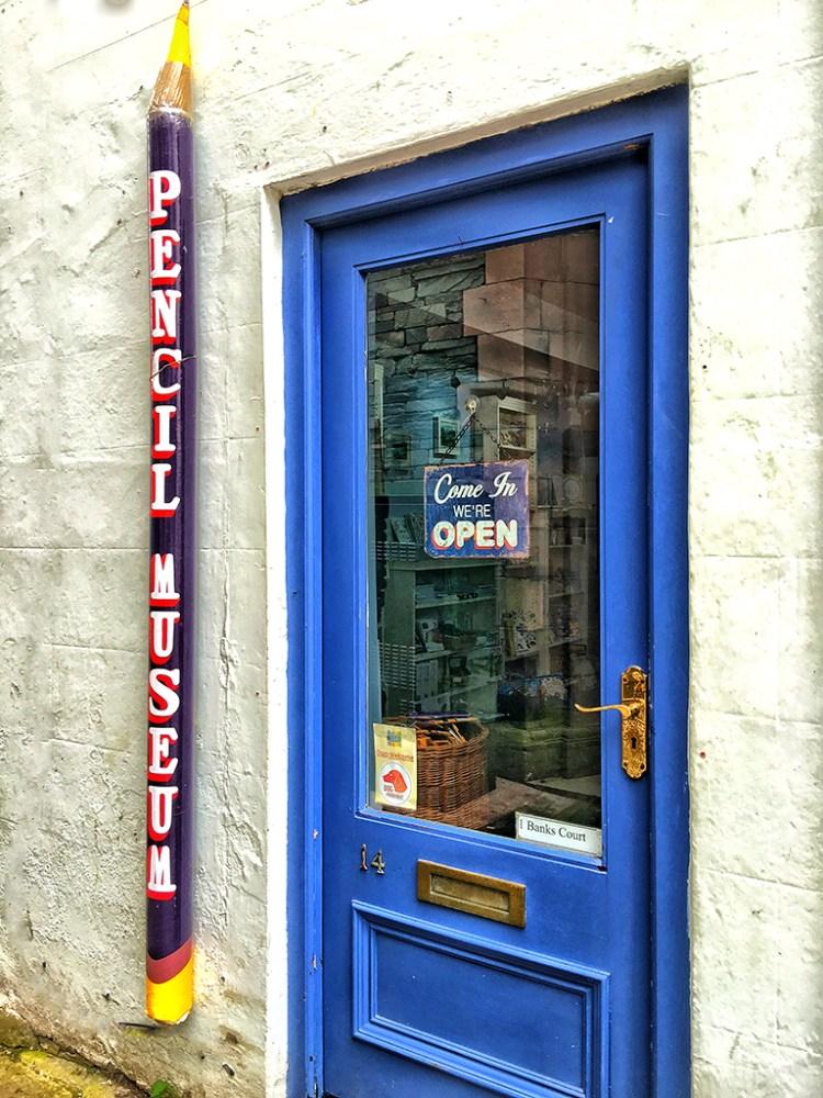 Pencil Museum Shop