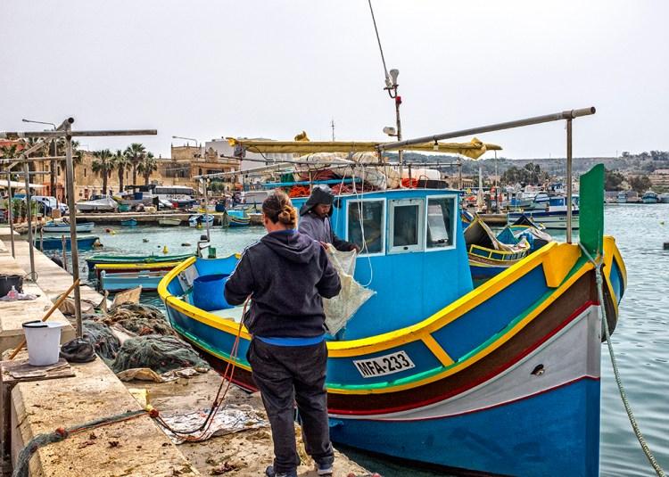 Fishermen (and women)
