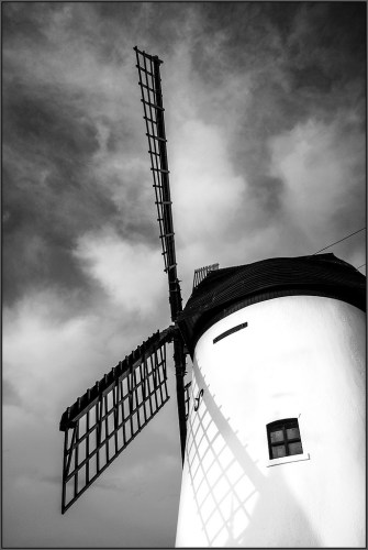 Full Sail Ahead Lytham Windmill