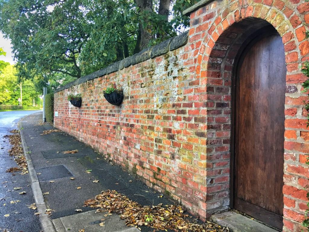 Secret Garden Gate village local