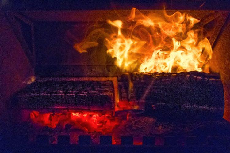 fire Home Comforts LogBurner