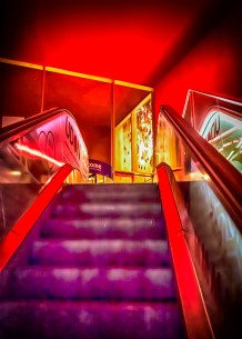 Red Escalator