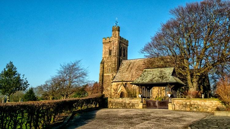 Our Parish Church , St John the Evangelist,