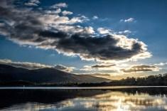 Bassenthwaite Lake Cumbria Lake District