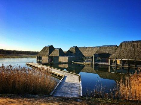 Visitors Centre Brockholes LWT Preston Floating