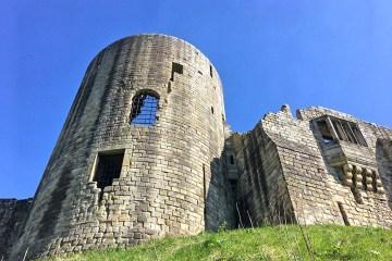 Barnard CastleBarnard Castle ,12thCentury, County Durham, ruin,