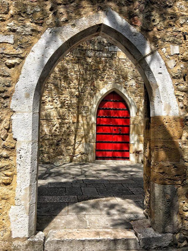 LISBON: Castelo São Jorge