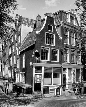 HOUSES, Monochrome, Amsterdam