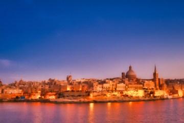 Silent Sunday, Valletta, Malta, Harbour