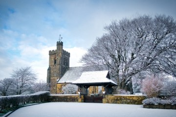 St John the Evangelist Lund Parish Church Clifton Lancashire