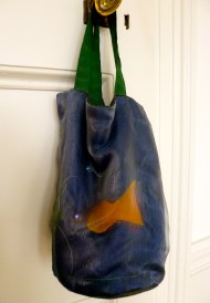 Fish bowl bag