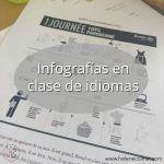 Infografías en clase de idiomas: ¿cómo usarlas?