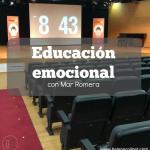 Educación emocional con Mar Romera