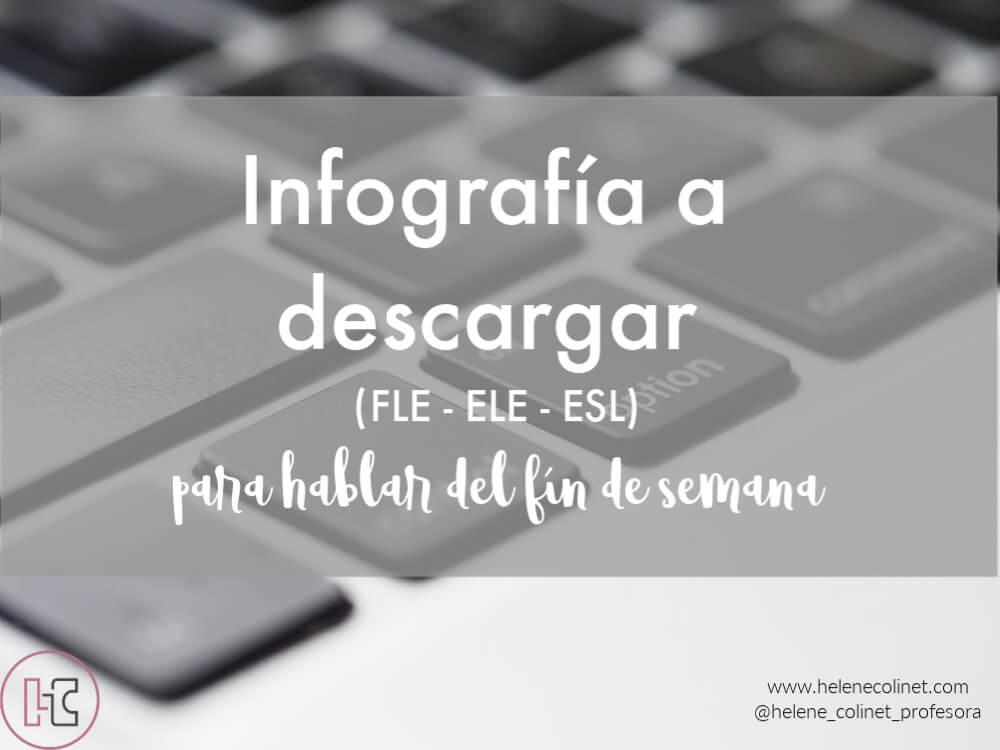 infografía a descargar helene colinet recursos profesores idiomas tprs ci